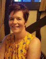 Age Concern Befriending Jayne Vernon