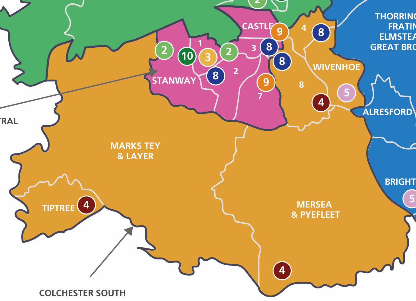 Colchester South